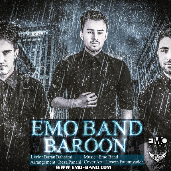 دانلود آهنگ جدید emo band بارون با دو کیفیت 128 و 320