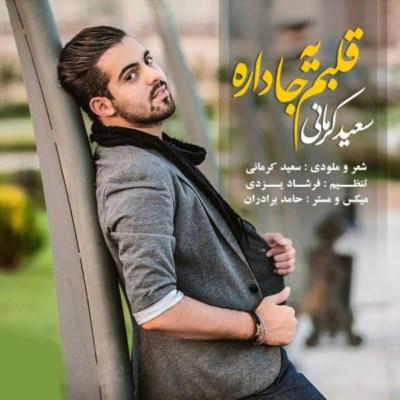 دانلود آهنگ جدید سعید کرمانی قلبم یه جا داره