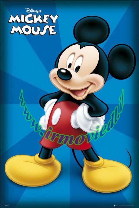 دانلود کارتون زیبای میکی موشه - Micky Mouse