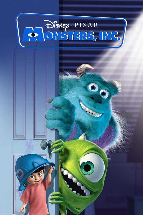 دانلود فیلم Monsters, Inc. 2001 دوبله فارسی با لینک مستقیم