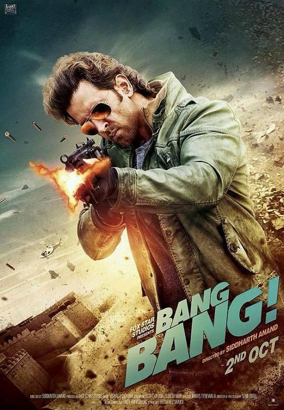 فیلم هندی بنگ بنگ bang bang 2014