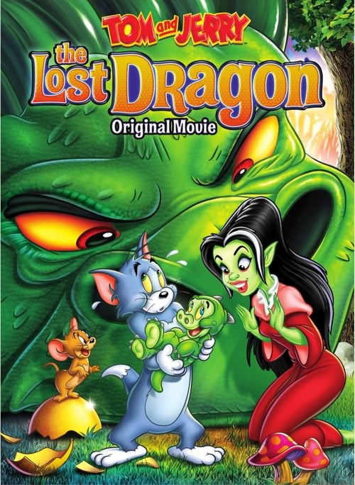 دانلود کارتون تام و جری Tom And Jerry: The Lost Dragon 2014