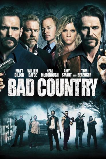 دانلود فیلم Bad Country 2014 با دوبله فارسی