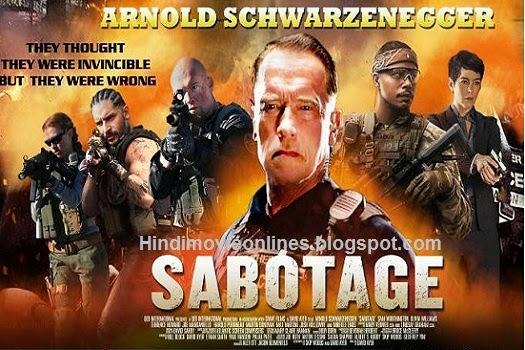 فیلم سابوتاژ  sabotage 2014