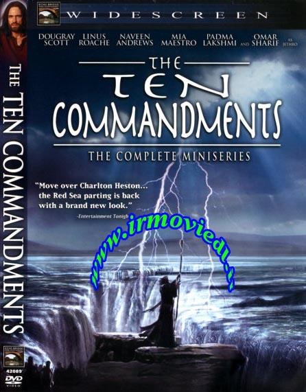 دانلود فیلم حضرت موسی Ten Commandments 2006