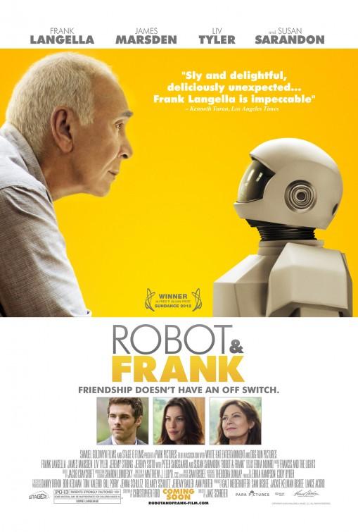 دانلود فیلم Robot And Frank 2012 با دوبله فارسی