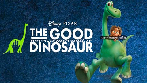 کارتون The Good Dinosaur 2015
