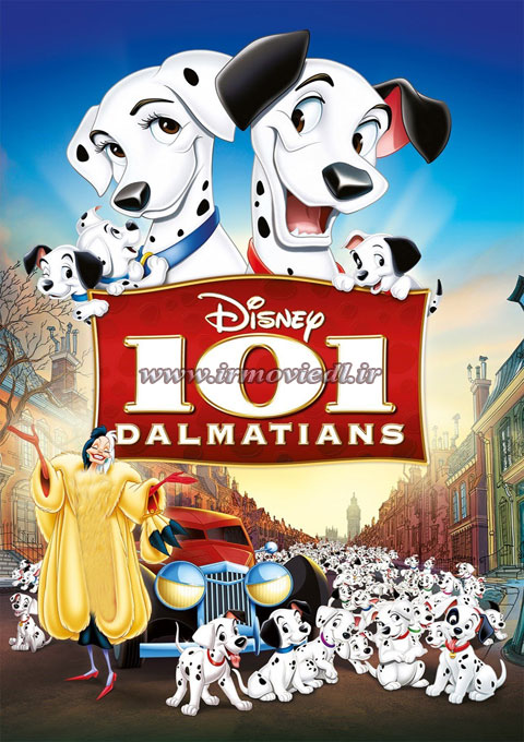 کارتون 101 Dalmatians II: Patchs London Adventure  2003