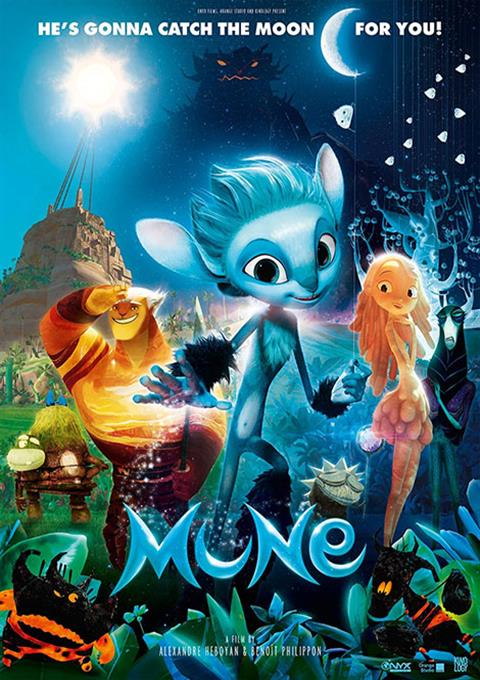 کارتون Mune: Guardian of the Moon 2014