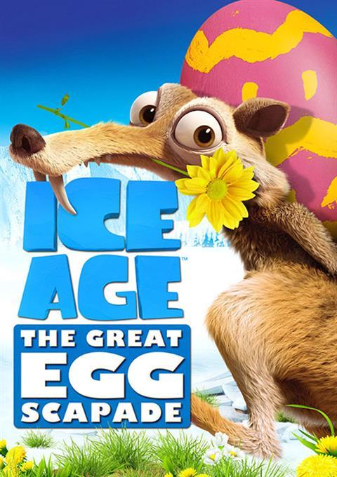کارتون Ice Age 5 (The Great Egg-Scapade) 2016