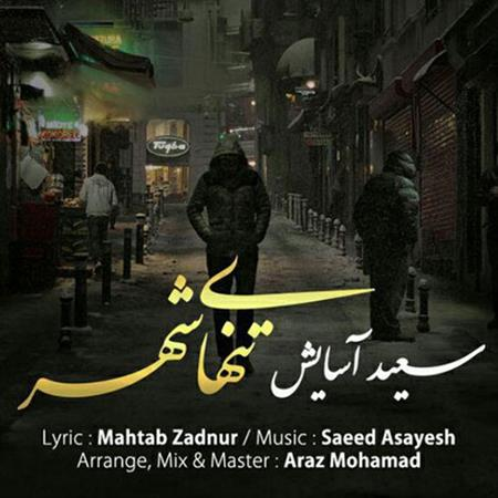 Download The New Music Of Saeed Asayesh Called Tanhaye Shahr