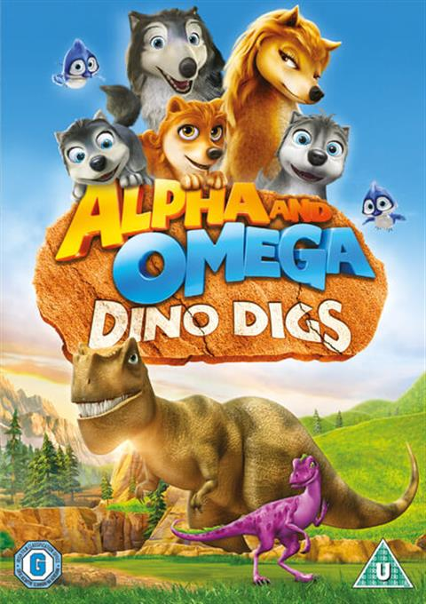 کارتون Alpha and Omega: Dino Digs 2016