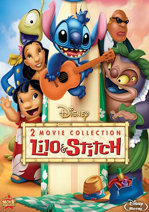 کارتون Lilo and Stitch 2002