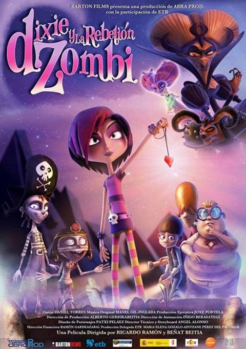 کارتون Mummy, I'm A Zombie 2014 2002