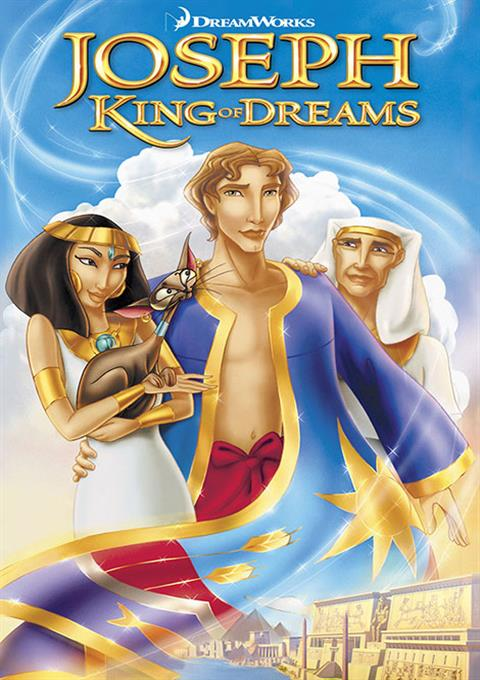 کارتون Joseph: King of Dreams 2000