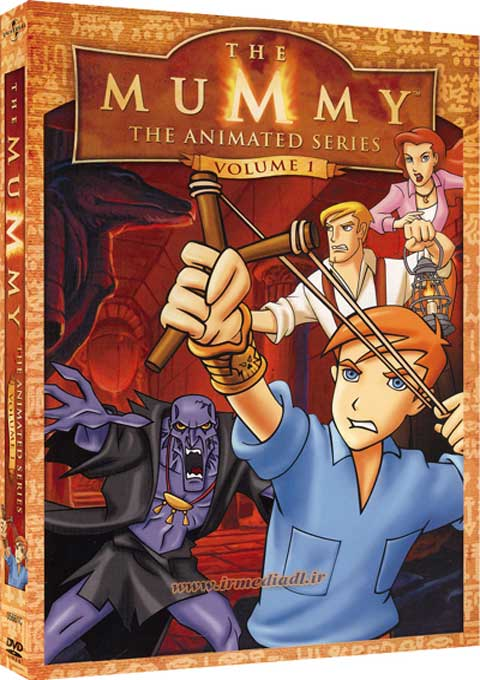 کارتون The Mummy TV Series 1997