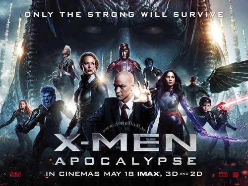 فیلم مردان ایکس: آخرالزمان