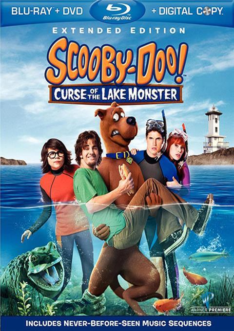 فیلم اسکوبی دوو!: نفرین هیولای دریاچه