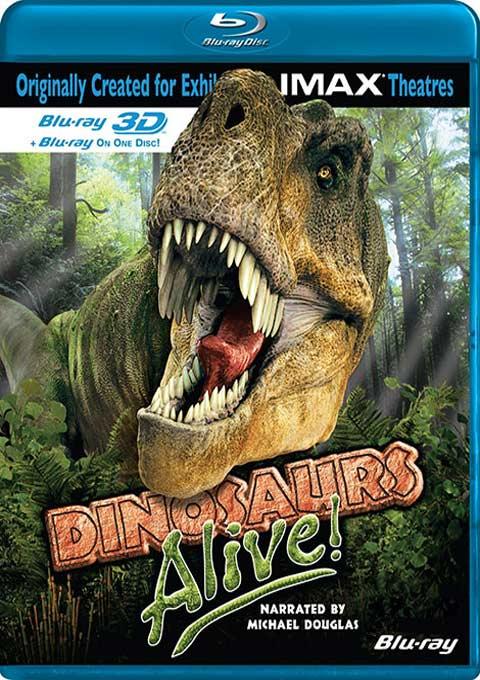 مستند دایناسورهای زنده