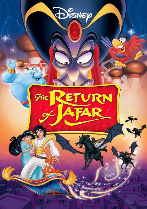 کارتون The Return of Jafar 1994
