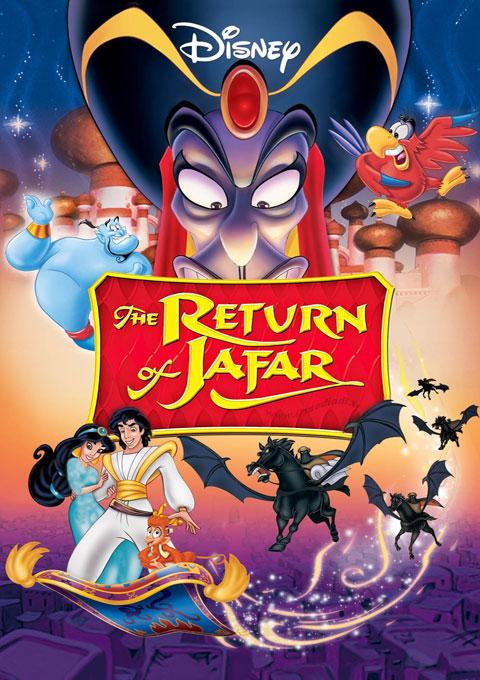 کارتون The Return of Jafar 1994