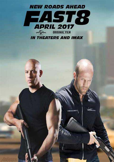 دانلود فیلم سریع و خشن 8  The Fate of the Furious 2017