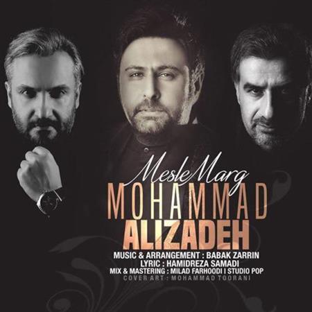 آهنگ محمد علیزاده مثل مرگ