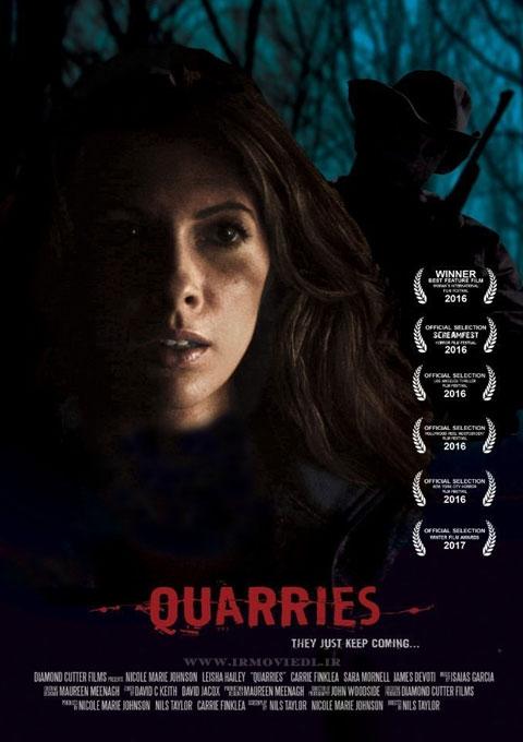 دانلود فیلم مشاغل (شکارچی ها)  Quarries 2016
