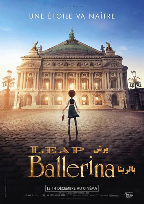 دانلود انیمیشن بالریان  Ballerina 2017