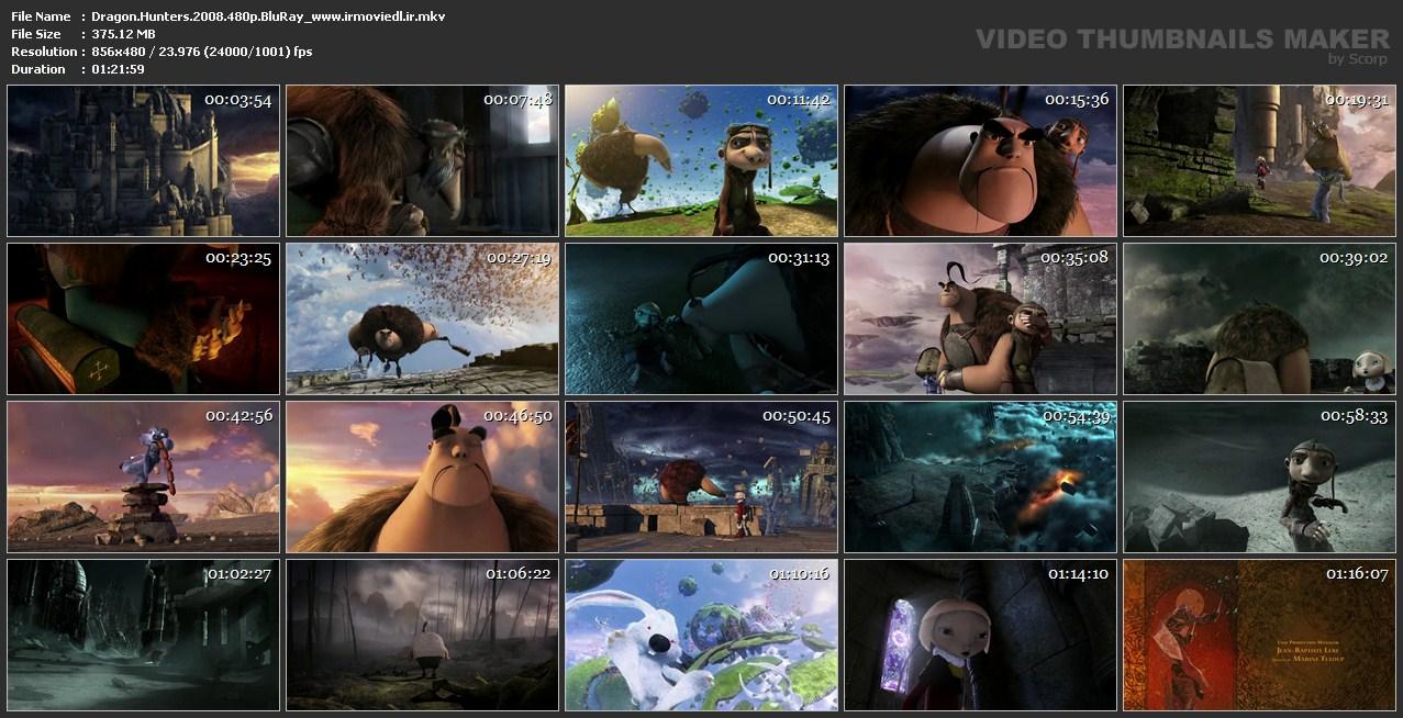 اسکرین شات شکارچیان اژدها Dragon Hunters