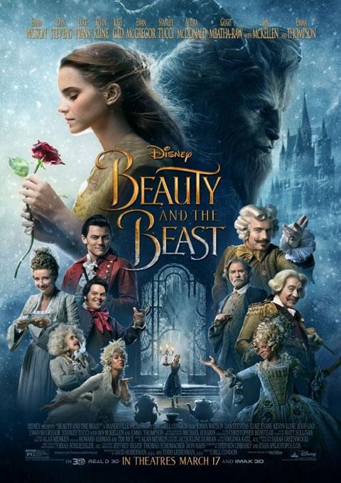دانلود فیلم دیو و دلبر  Beauty And The Beast 2017