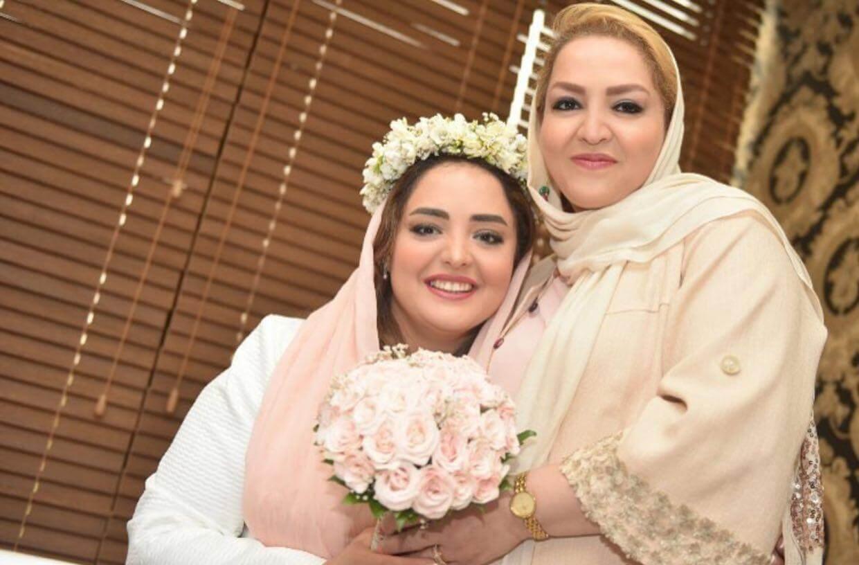 عکس های ازدواج نرگس محمدی و علی اوجی