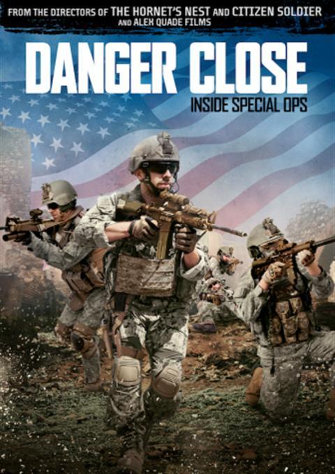 دانلود فیلم خطر نزدیک است  Danger Close 2017