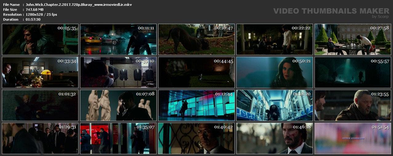 دانلود فیلم جان ویک (فصل 2) John Wick Chapter 2 (2017)