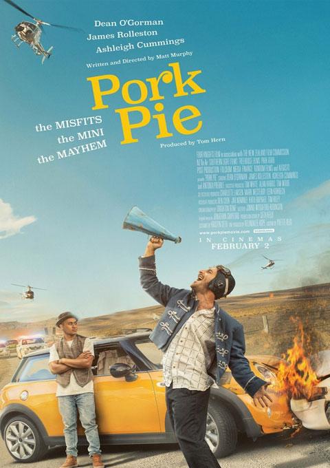 دانلود فیلم Pork Pie  Pork Pie 2017
