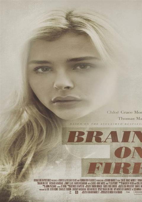 دانلود فیلم مغز در آتش  Brain On Fire 2017