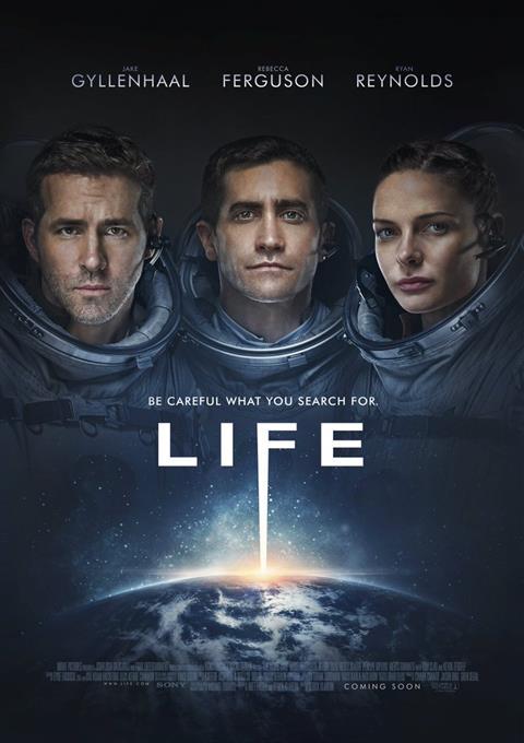دانلود فیلم زندگی  Life 2017