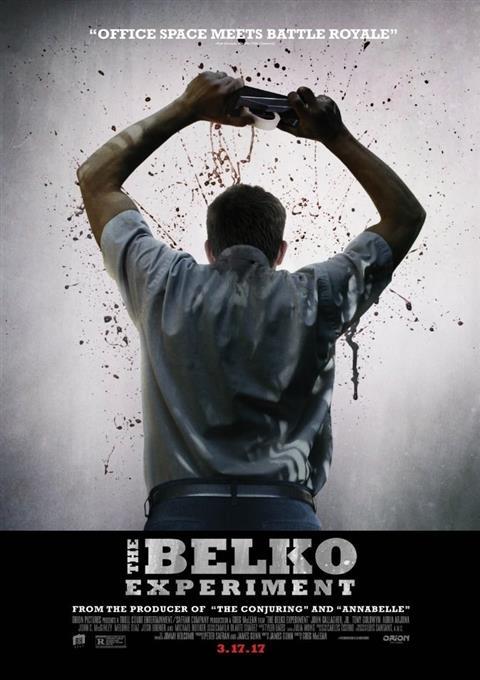 دانلود فیلم آزمایش بلکو  The Belko Experiment 2017