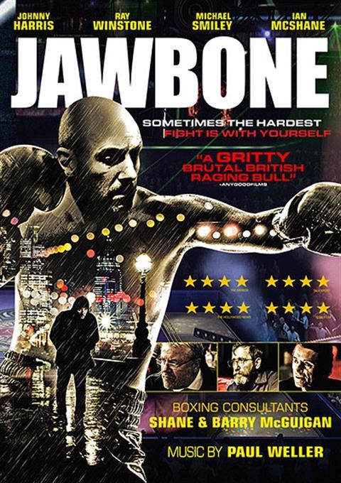 دانلود فیلم آرواره  Jawbone 2017