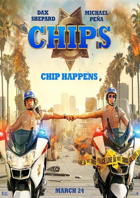 دانلود فیلم چیپس  CHIPS 2017