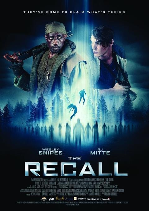 دانلود فیلم فراخوان  The Recall 2016