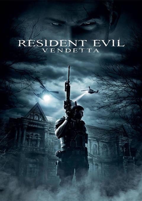 دانلود انیمیشن دستیار شیطان : وندتو  Resident Evil: Vendetta 2017