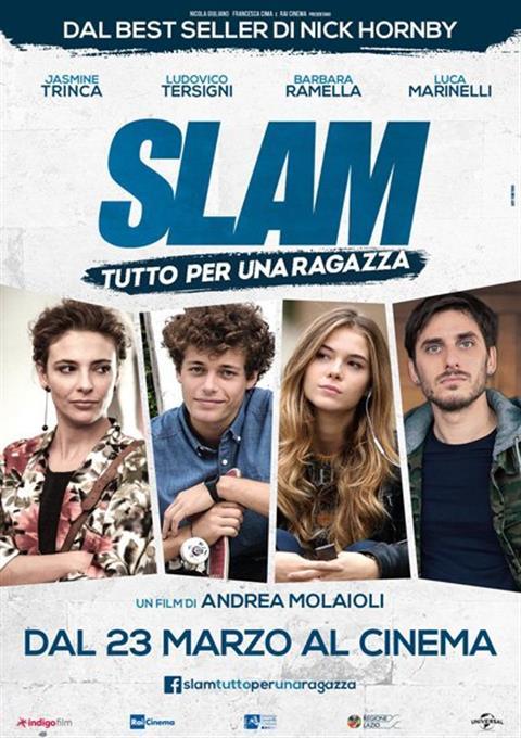 دانلود فیلم اسلم  Slam 2017