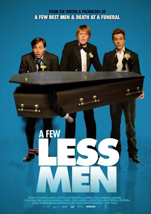 دانلود فیلم دانلود فیلم چند مرد کمتر  A Few Less Men 2017