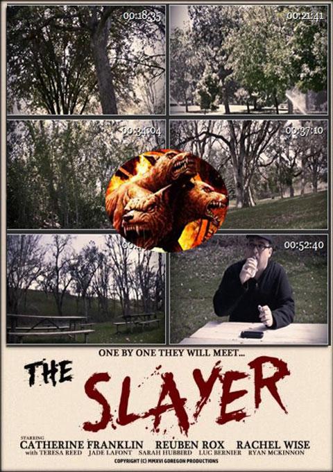 دانلود فیلم جلاد  The Slayer 2017