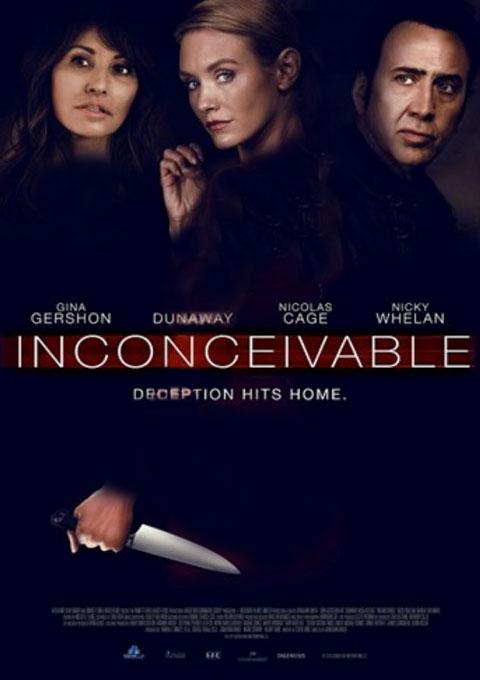 دانلود فیلم غیر قابل تصور  Inconceivable 2017