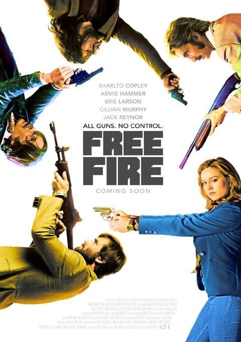 دانلود فیلم آتش آزاد  Free Fire 2017