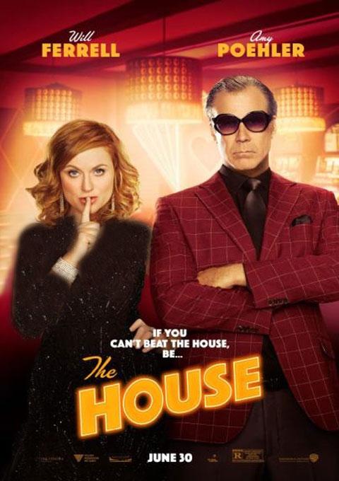 دانلود فیلم خانه  The House 2017