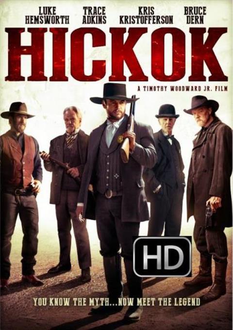دانلود فیلم هیکوک  Hickok 2017