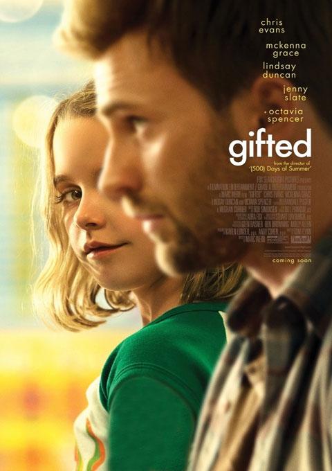دانلود فیلم استعداد  Gifted 2017